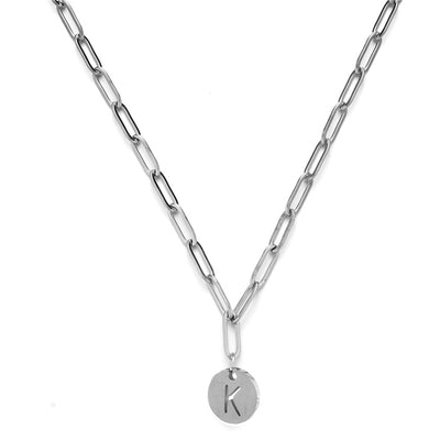 Lyra Initial Necklace