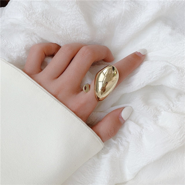 Winona Two-Finger Ring