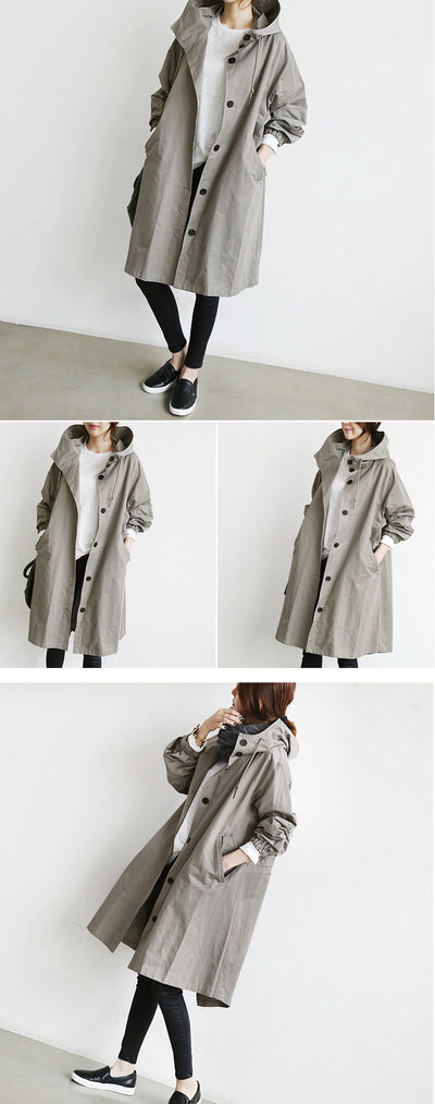 Margherite Trenchcoat
