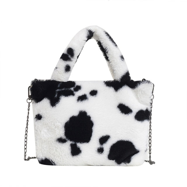 Monica Plush Bag