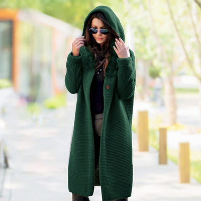 Portia Sweater Coat