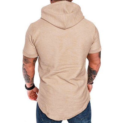 Cameron Hooded Shirt