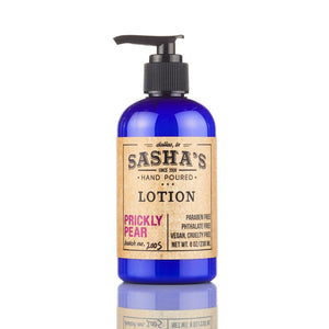 Sasha's Hand Poured Lotion Prickly Pear