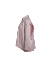 Load image into Gallery viewer, Pink Oversized Cuff Shirt
