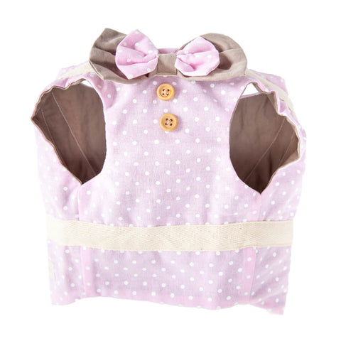 Gingham Bow Harness