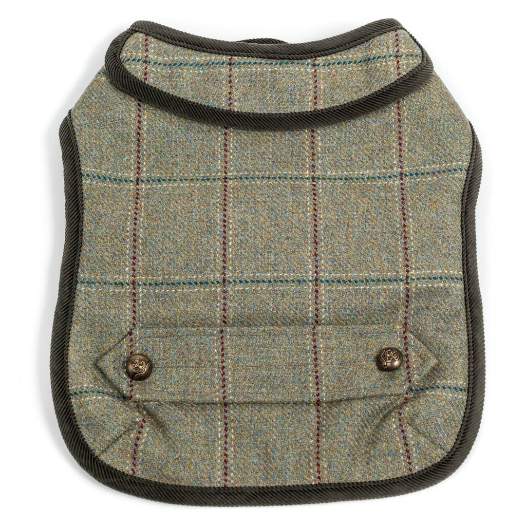 Digby Harris Tweed Coat