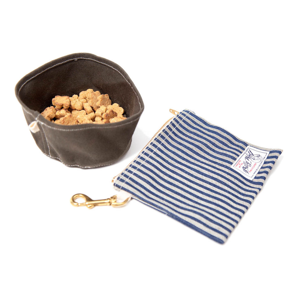 Hunter Travel Pouch & Waterbowl