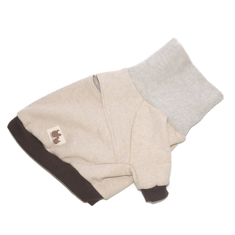 'Kylie' Fleece Turtleneck