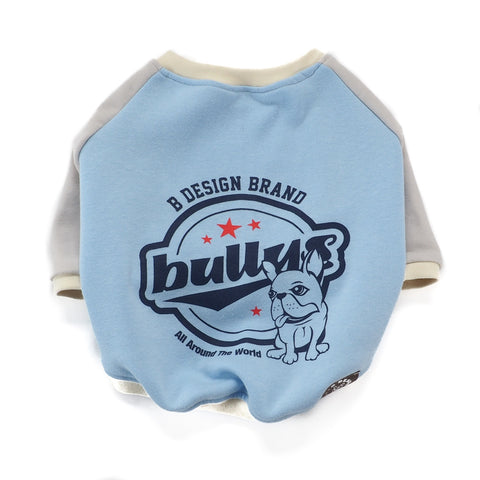 Blue Bullys Graphic Sweater