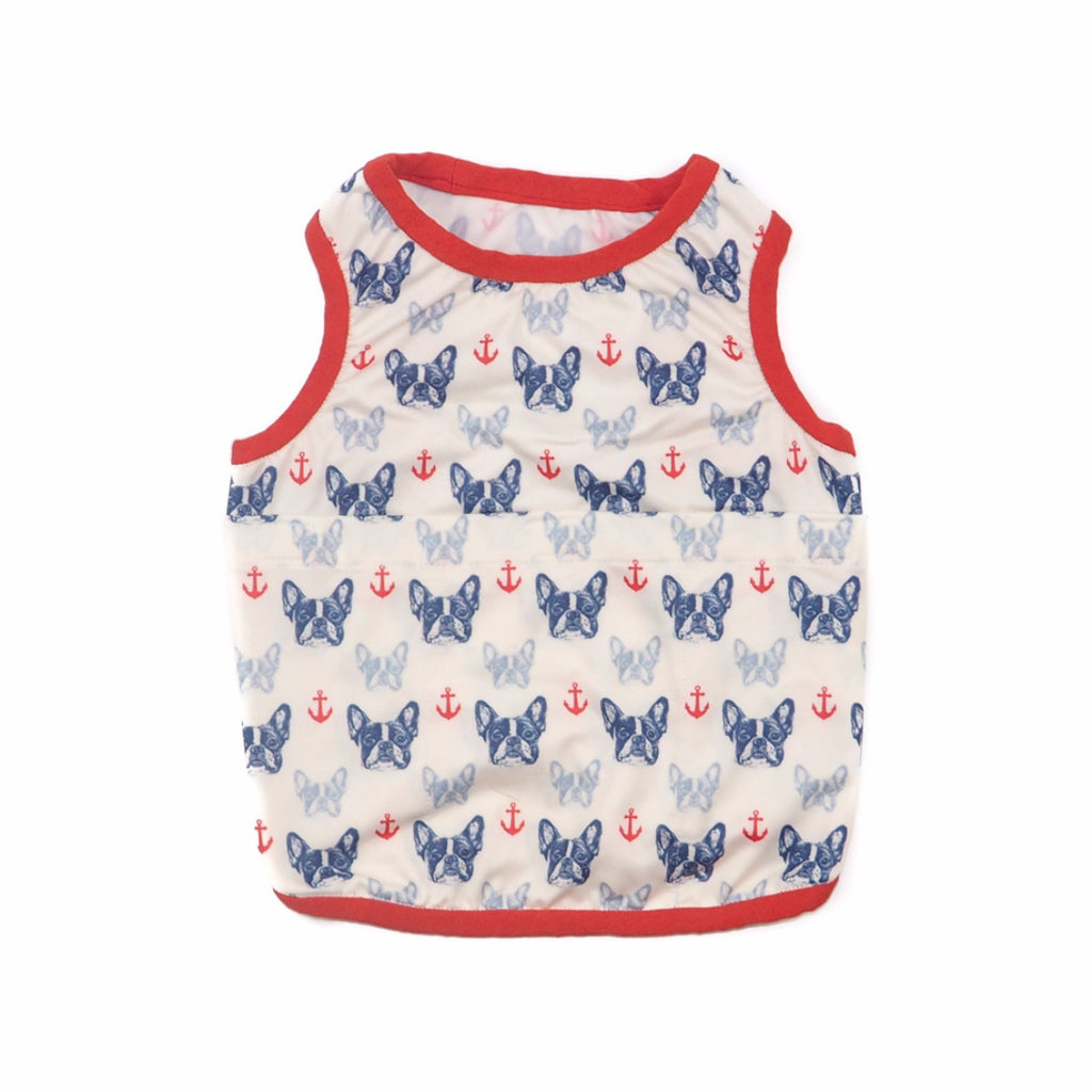 French Bulldog Cooling Tank Top
