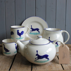 Dorset Delft Ware by Hinchcliffe and Barber