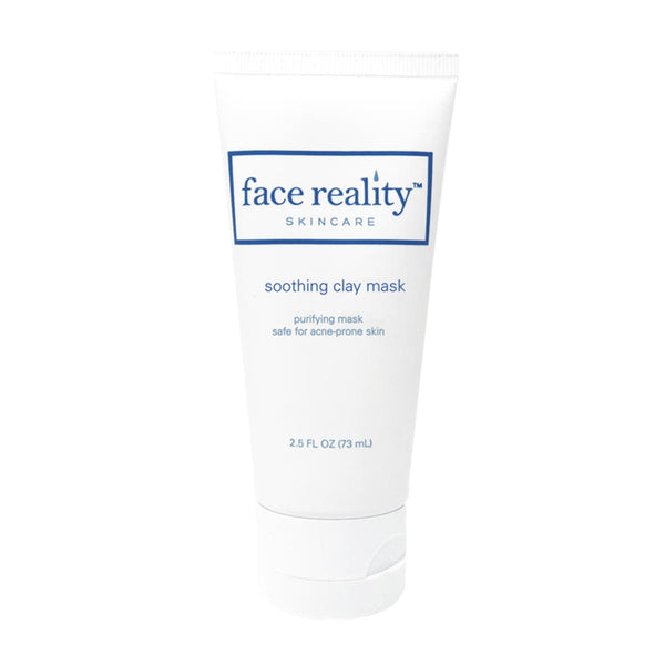 Face Reality Smoothing Clay Mask