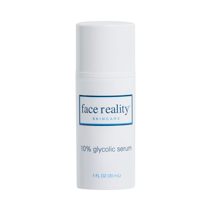 Face Reality 10% glycolic serum