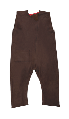 Brown Overall
