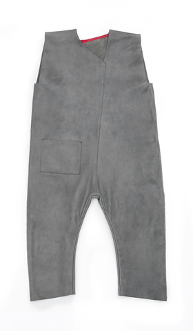 Grey Overall