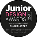 Junior Design Awards 2014 Shortlisted