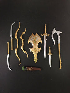 ELF WEAPONS PACK