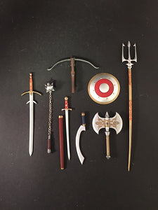 KNIGHT WEAPONS PACK