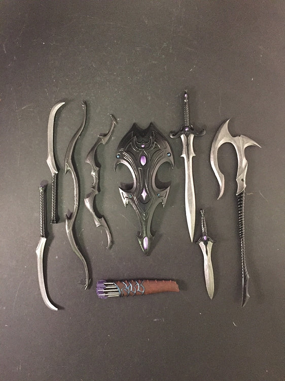 VAMPIRE WEAPONS PACK