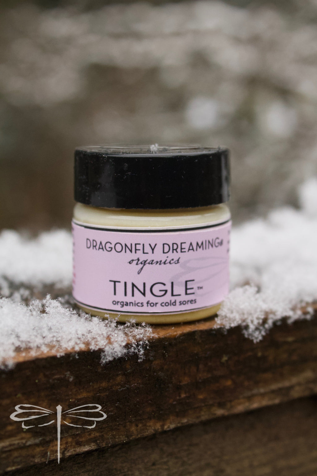 Dragonfly Dreaming® Tingle! Organics for Cold Sores™