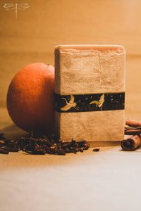 Limited Edition Spicy Mandarin's Soap