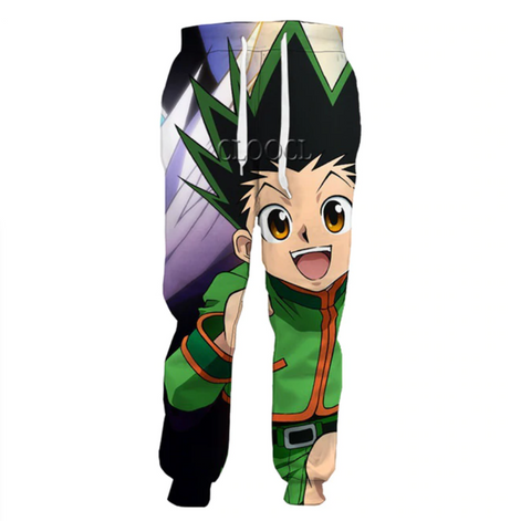 Pantalon Hunter x Hunter Gon