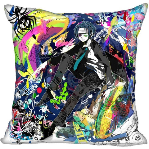 Coussin Hunter x Hunter Multicolore