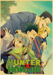 Poster Hunter x Hunter Décoratif