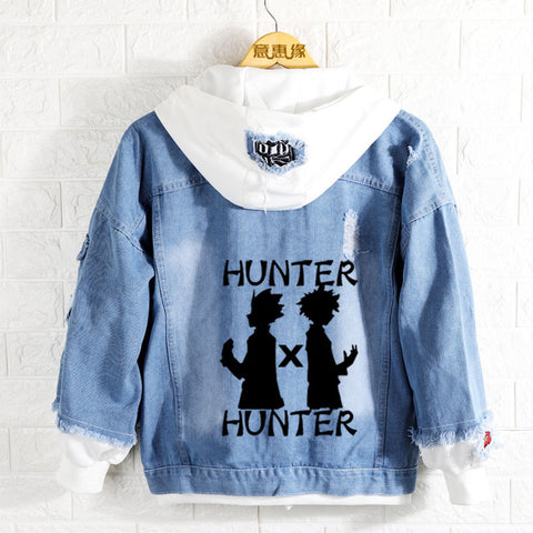 Veste Hunter x Hunter Gon & Killua