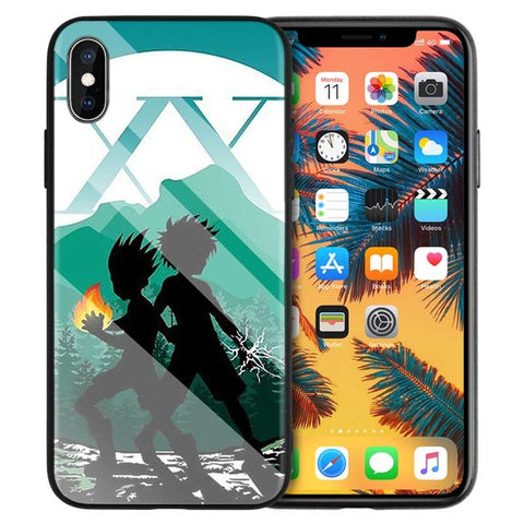 Coque Hunter x Hunter iPhone Xr