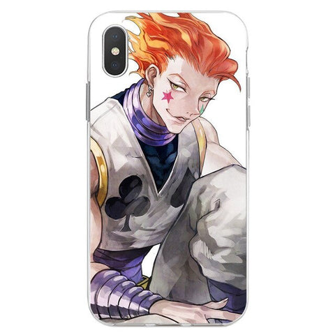 Coque iPhone 6 Hisoka