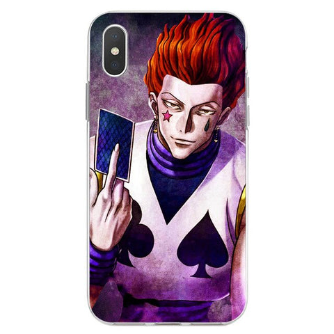Coque iPhone 8 Hisoka