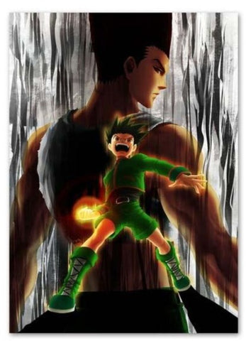 Gon Freecss Poster