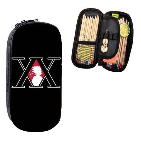 Trousse Hunter x Hunter Logo