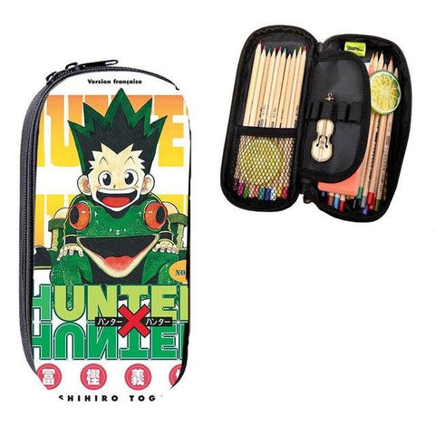 Trousse Hunter x Hunter Vintage