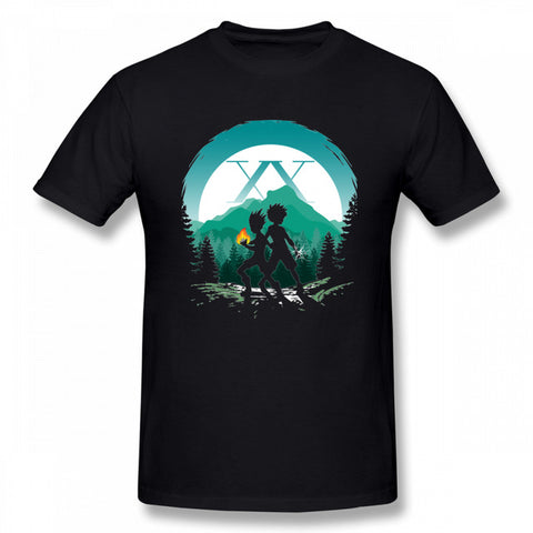 T-Shirt Hunter x Hunter Forêt
