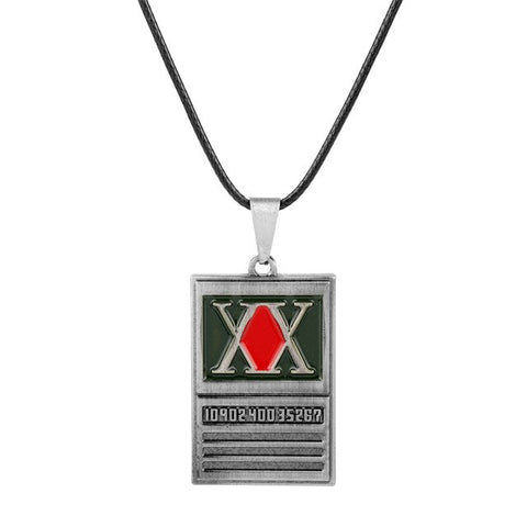 Collier de Hunter x Hunter