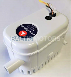 Water pump with float switch  12V  32L/min