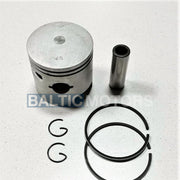 Piston kit Yamaha 2 stroke  25-30 HP 72.5mm O/S  61N-11636-00-00