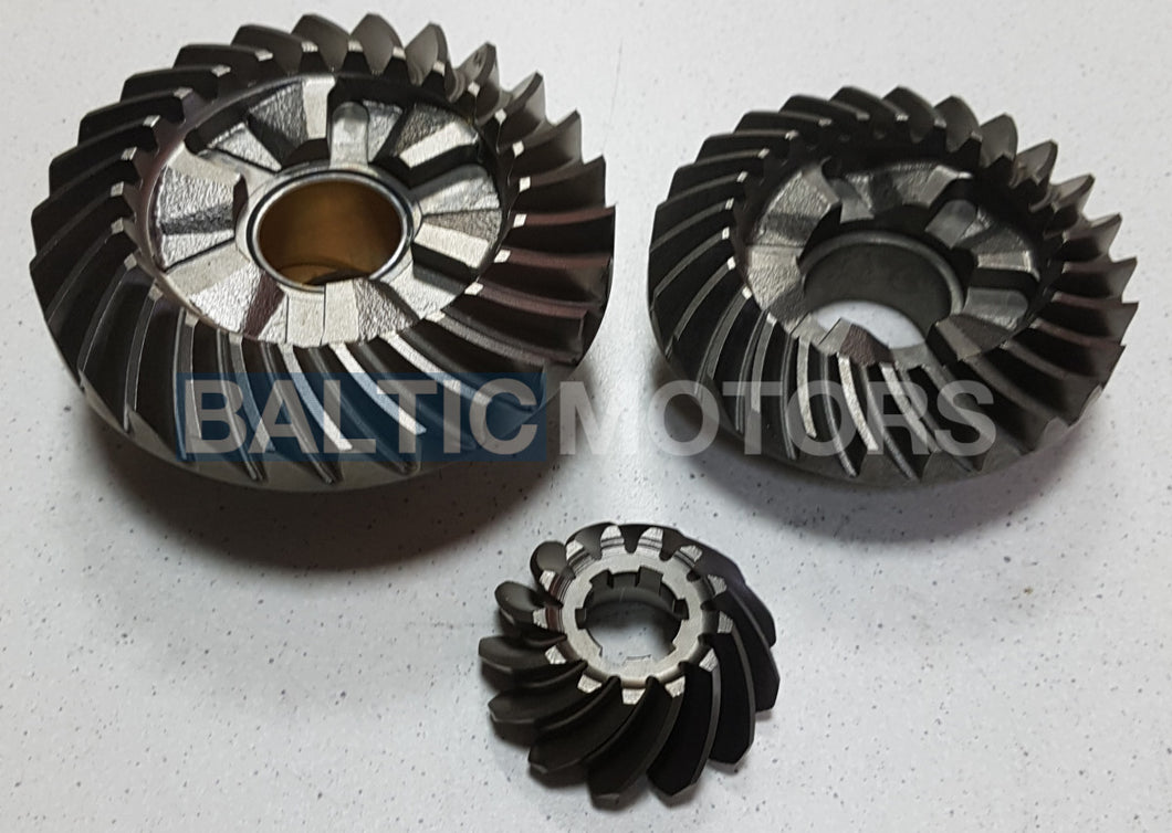 Gear set Yamaha F30 / F40 HP, 66T-45551-00-00; F 66T-45560-01-00; 66T-45571-00-00