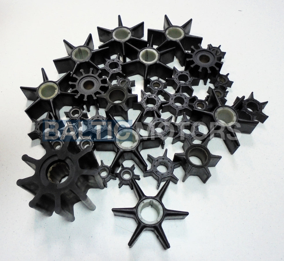 Impeller Mercury / Mariner 4/4.5/6/7.5/9.8/10HP 47-89981 89810 500310
