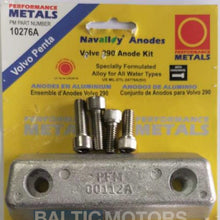 Load image into Gallery viewer, Anode Kit Volvo Penta 290  10276A