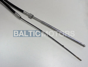 Outboard steering cable up to 235 HP 14Ft