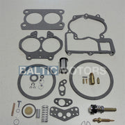 Carb Repair Kit MERCarb 2-barrel OEM 3302-804845