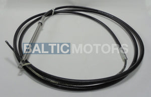 Outboard steering cable up to 235 HP 18Ft