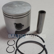 Piston kit Yamaha 2 stroke  90 / 85 / 80 / 75 HP 82,5 mm O/S, 6H1-11636-03-00 688-11636-03