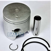 Piston kit Yamaha 2 stroke  40-50 HP 67.5mm O/S 6H4-11636-01-00