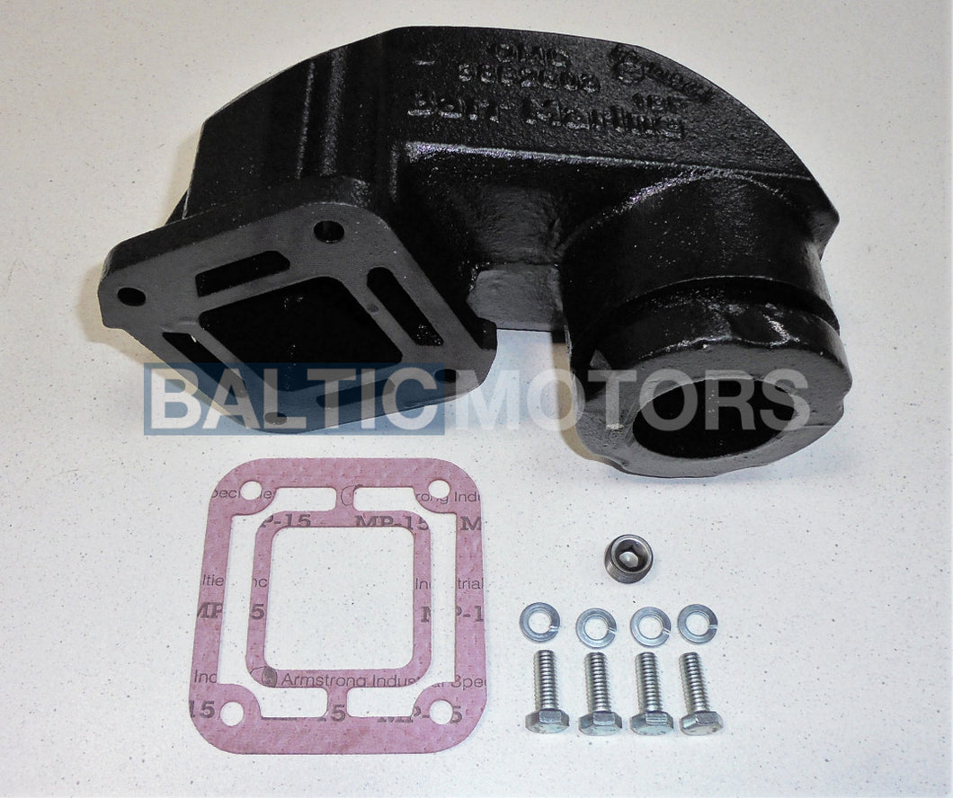 Volvo Penta / OMC 3.0L Exaust Elbow Kit 1991 & UP # OEM 3850799; OEM 987784