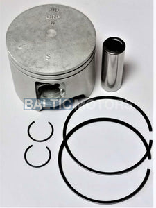 Piston kit Yamaha 2 stroke 115-225 HP 90.25mm O/S (port) 6R5-11645-11-93