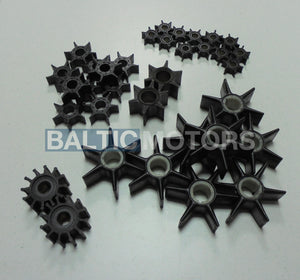 Impeller Mercury / Mariner 3.5/3.6/4/4.5/7.5/9.8HP 47-89980 47-68988 89800
